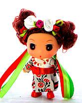 "Брелок куколка маленькая ""Украиночка"", фото 2"