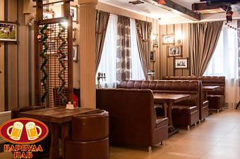 """Столики самообслуживания в ресторане """"Барбуда"""", Харьков, 2013 год 5"""