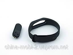 Xiaomi Mi Band 2 копия , UWatch M2 black фитнес-браслет с пульсометром, фото 3