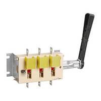 Выключатель-разъединитель ВР32И-37А30220 400А без ДГК IEK