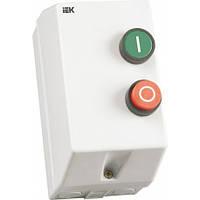 Контактор в оболочке (12А 220В IP54) IEK КМИ-11260