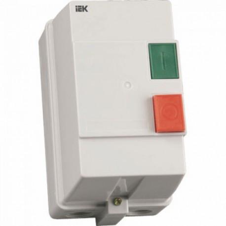 Контактор в оболонці (25А 220В IP54) IEK КМІ-22560