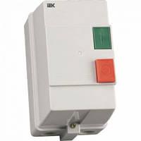 Контактор в оболочке (25А 220В IP54) IEK КМИ-22560