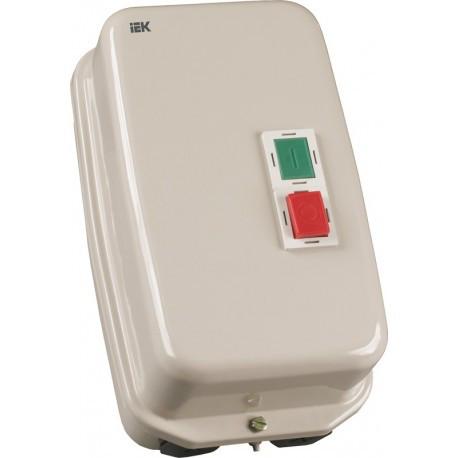 Контактор в оболочке (40А 220В IP54) IEK КМИ-34062