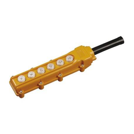 Пульт управления ПКТ-63 на 6 кнопки IP 54 IEK BPU10-6