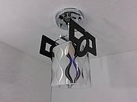Люстра потолочная на 1 лампочку YR-6174/1-ch