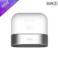 UV-LED Лампа SUN 3 48W профессиональная лампа для сушки ногтей