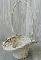 Корзина бамбукова К 11.104, 16,5*11,5*24 см Корзина бамбуковая