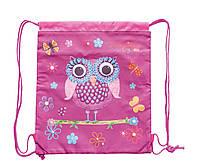 "Сумка для обуви с карманом ""Owl"" 1 Вересня 553605"