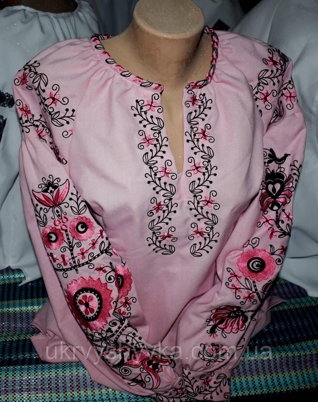 5e62e54f6899ba Блузка в стилі бохо