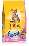 Корм ФРИСКИС сухой для котят (Friskies) на развес 1кг