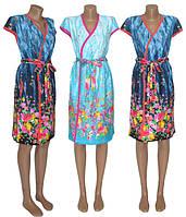 New! Серия Vesna ТМ УКРТРИКОТАЖ - легкие женские халатики в двух очаровательных расцветках!
