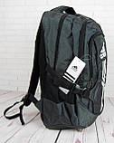 Городской рюкзак. Стильный рюкзак. Рюкзак Adidas. Рюкзак портфель. Мужские рюкзаки. Женские рюкзаки., фото 4