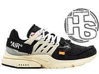 Мужские кроссовки Nike Air Presto x Off-White The Ten AA3830-001