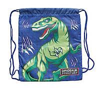 "Сумка для обуви с карманом ""Dinosaur"" 1 Вересня 553621"