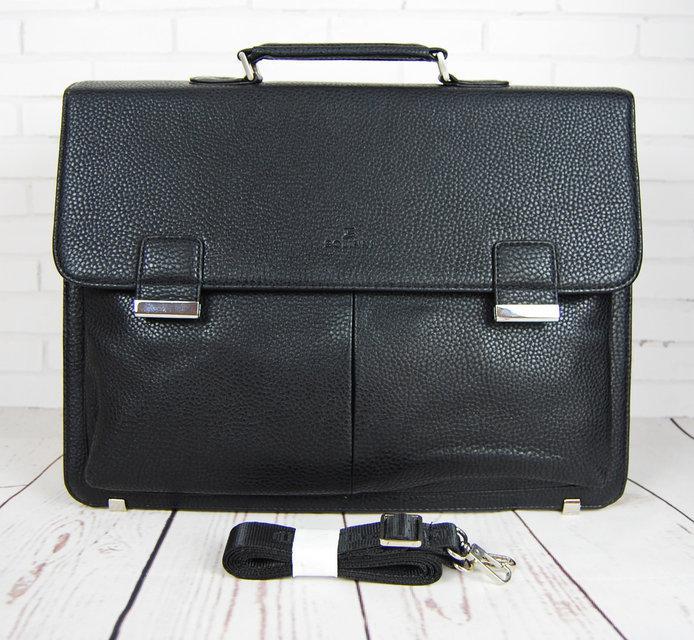 Мужская сумка-портфель для документов. Деловой портфель. Качественная сумка -портфель. 277f7621459