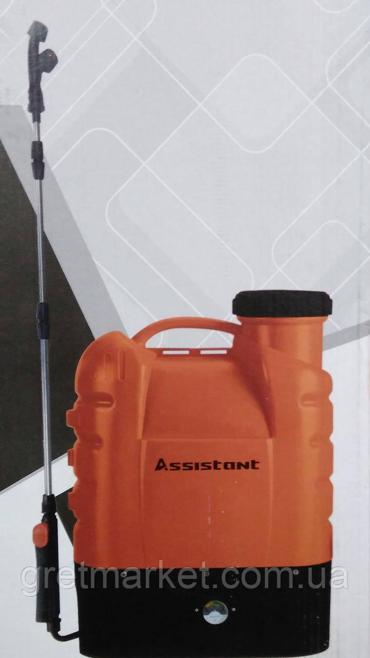 Опрыскиватель аккумуляторный Assistant (Ассистант) АО-16/3H