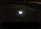 Декоративный Садовый светильник на солнечной батарее CAB77, фото 5