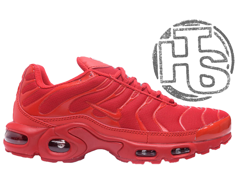 Мужские кроссовки Nike Air Max Tn Plus TXT Pepper Red 647315-616