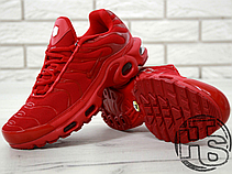 Мужские кроссовки Nike Air Max Tn Plus TXT Pepper Red 647315-616, фото 2