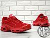 Мужские кроссовки реплика Nike Air Max Tn Plus TXT Pepper Red 647315-616, фото 4