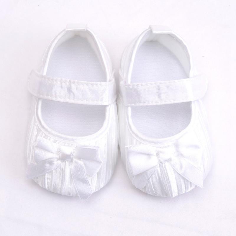 Атласные туфельки-пинетки для  девочки 12.5 см,11.5 см.