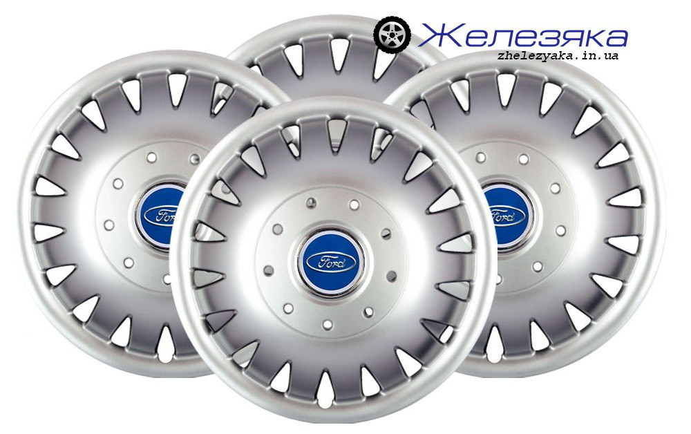 Автомобильные колпаки на колеса SKS/SJS R15 №320 Ford