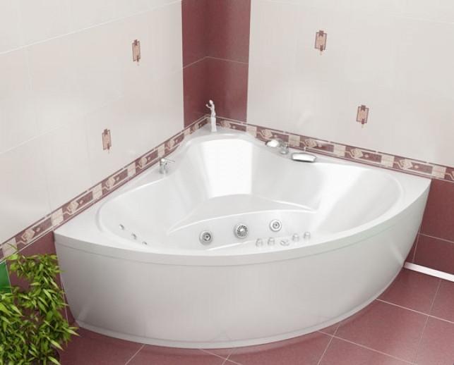 Акриловая ванна Triton Троя 1500х1500х630 мм