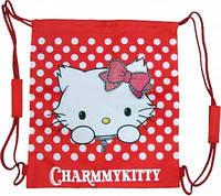 """Сумка для обуви с карманом """"Charmmy Kitty"""" 1 Вересня 551547"""