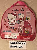 Детская игровая палатка Hello Kitty Хелло Китти M 3735