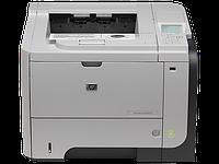 б/у принтер HP LJ p3015dn  формата А4 в хорошем состоянии, фото 1