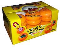 Драже Magnet candy Pokemon с магнитом 30 шт  (Китай)