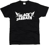 Black Sabbath 01 Футболка