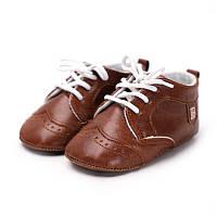 Пинетки туфли для малыша 12.5 см.