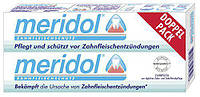 Зубная паста Meridol Zahnfleischschutz Zahnpasta защита десен, Doppelpack, 2х75 мл