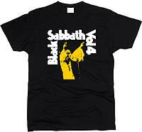 Black Sabbath 05 Футболка