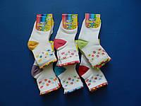 """Шкарпетки (1-3 року) бавовна для дівчаток """"Biedronka"""" СІТКА ЛІТНІ Україна, фото 1"""