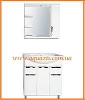 Копия Мини-комплект мебели для ванной Грация 75 Т16-Z2П