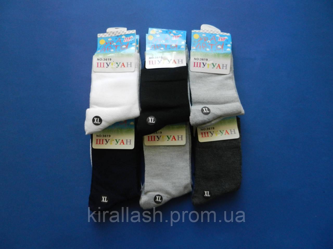 """Детские ( L 3-5 лет)  носки для мальчиков """"Шугуан""""  СЕТКА ЛЕТНИЕ"""