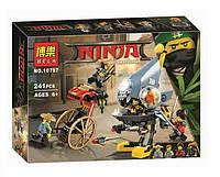 Конструктор BelaNinja Movie / Ниндзя 10797 Атака Пираньи (аналог Lego Ninjago Movie 70629)