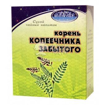 Копеечник забытый Красный корень (восстановление потенции,аденома,простатит 25 грамм