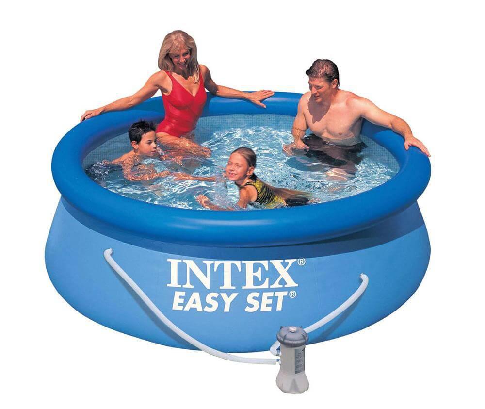 Надувной бассейн INTEX Easy Set Pool 305х76 см. (28120)