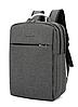 Рюкзак JinDian серый С1861