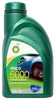 Моторное масло BP Visco 5000  5W-40 API SL/CF (Канистра 1л)