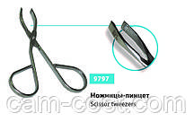 Ножницы-пинцет SPL 9797 блистер