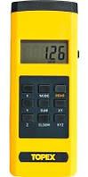 Дальномер Topex ультразвуковой 0.55-12 м (31C901)