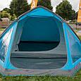 Палатка Vango Alpha 400 Apple Green, фото 3