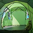 Палатка Vango Mambo 500 Apple Green, фото 5