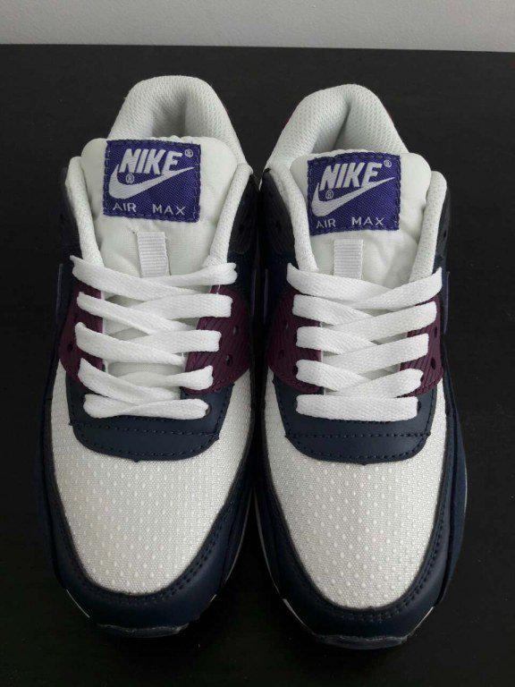 5859f3fa7949 Nike Air Max 90 Noir Violet (Брак), цена 760 грн., купить в Киеве ...