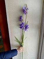 Цветы искусственные Орхидея фиолетовая